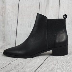Crown Vintage Chelsea Bootie Leather